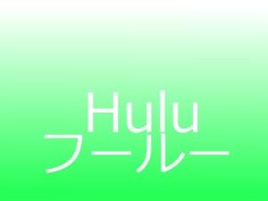 Hulu 海外ドラマが見放題。ダメ・仕事が遅れる。続きが気になる。